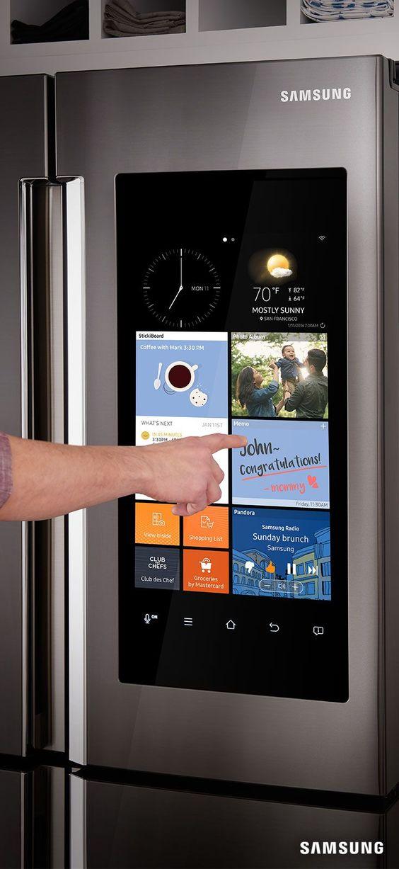 smart refrigerator chesapeake and virginia beach